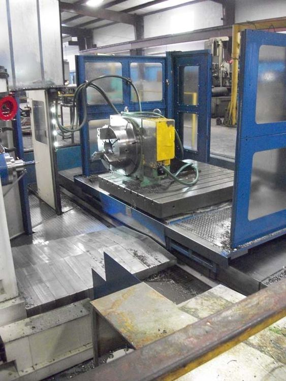 Daewoo CNC Horizontal Boring Mill 5.12 inches Max. 2,500 Rpm
