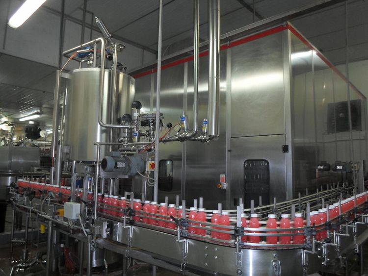 Other Combiblocco Magic HF 50/50/10 BOTTLING & Canning