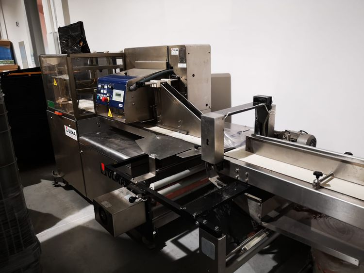 Ulma PV-350_LSHIX  HFFS machine horicontal flow wrapper