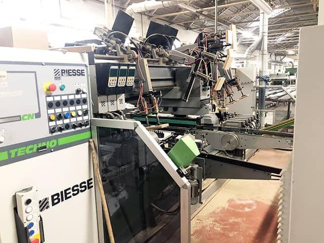 Biesse TECHNO FDT, Automatic Drilling Machine
