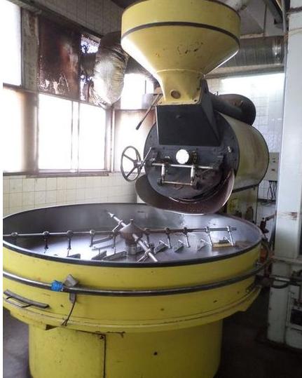 Petroncini K60 Coffee roasting unit