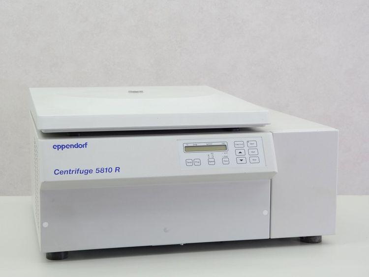 Eppendorf 5810R, Centrifuge