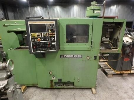 Index CNC Controller 4000 rpm GE65 2 Axis