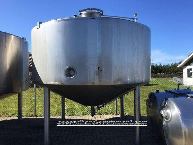 AISI 12.000 L Vertical tank