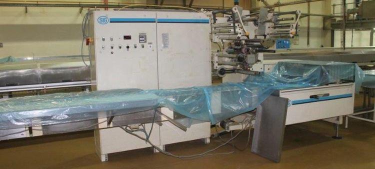 Sig SB  horizontal flow wrapper