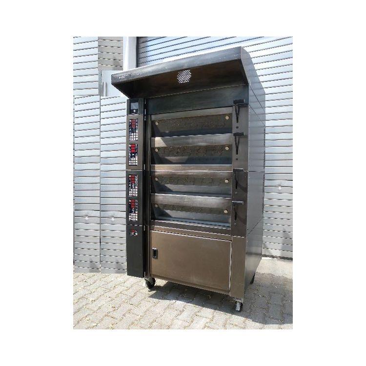 Wachtel PICCOLO I-4 deck oven