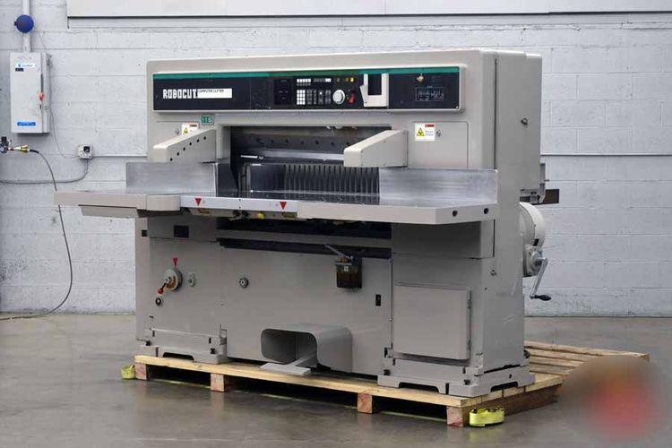 Itoh Robocut 115 FC, Paper Cutter