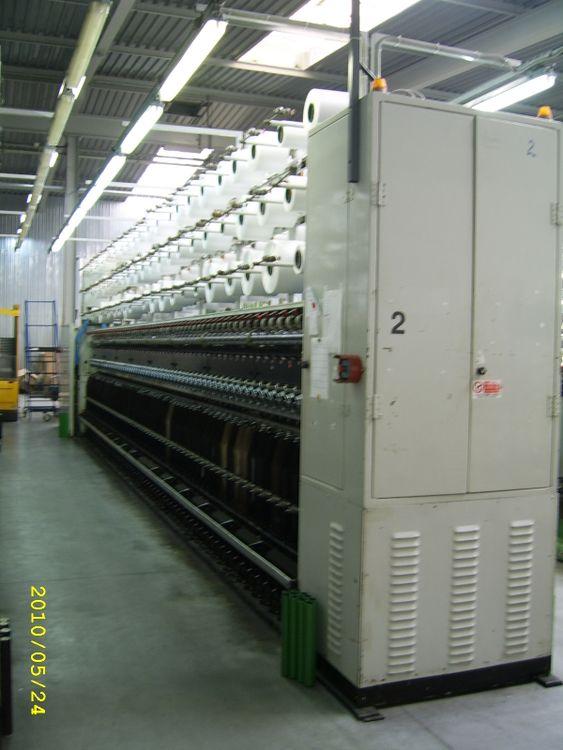 Rieter Winterthur J5/5 Drawing Machine