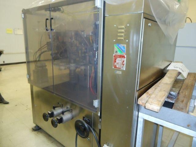 Unipac SILVER 100 Plastic Tube Filler/Sealer