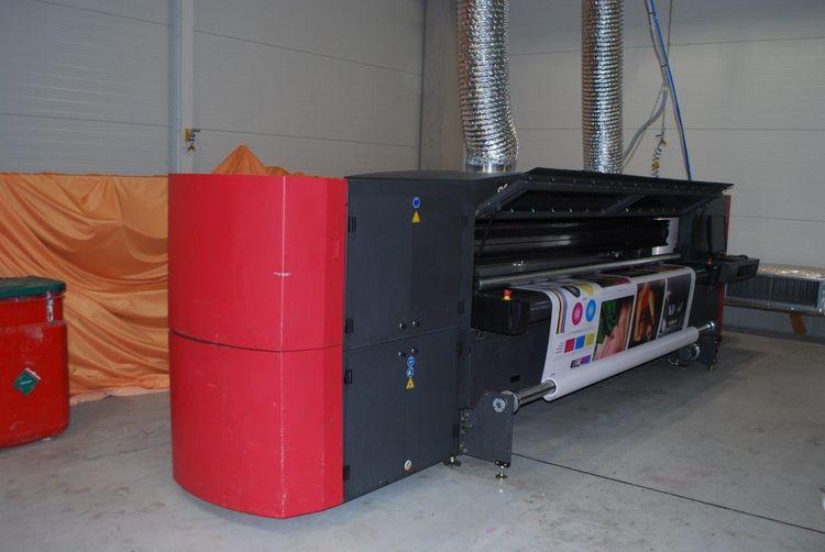 EFI VUTEK GS 3250, Digital Printing Machine 9 3212 mm