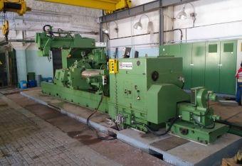 Herkules CNC roll grinding machine WS 450-12