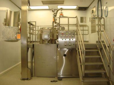 Niro 300L High Shear Vertical Mixer