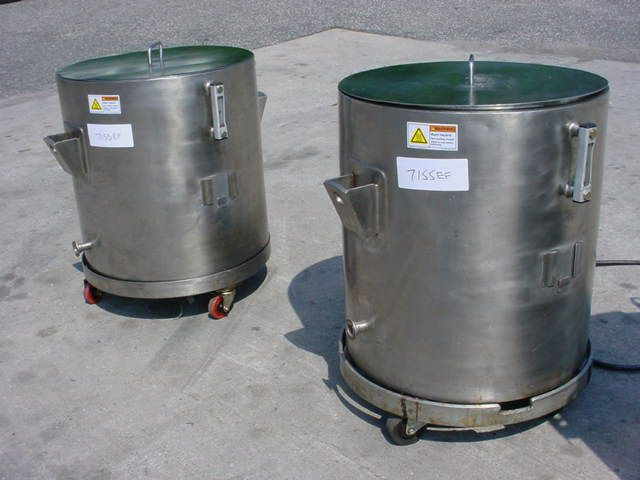 Others SELF-CONTAINED ELECTRICALLY JACKETED PORTABLE TANKS SELF-CONTAINED ELECTRICALLY JACKETED PORTABLE TANKS