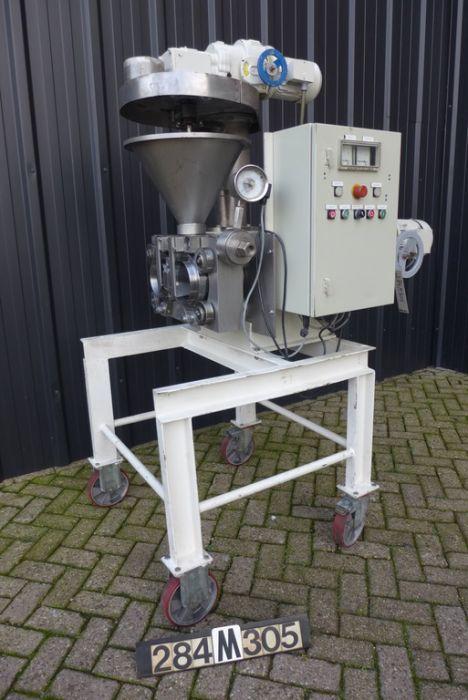 Bepex L200/50 - Granulator