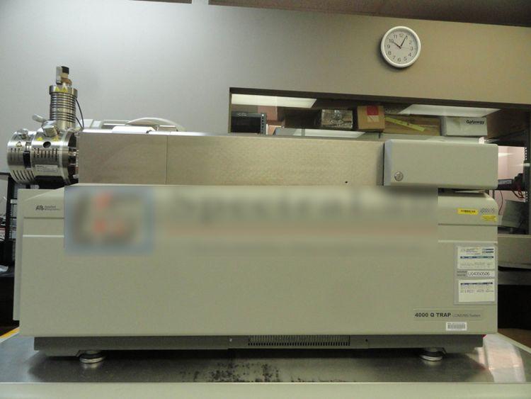 AB Sciex API 4000 QTRAP System