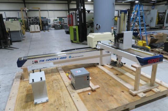 Star Automation -1200VI-480 300-600 US ton