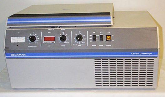 Beckman, Scientific GS-6R, Benchtop Centrifuge