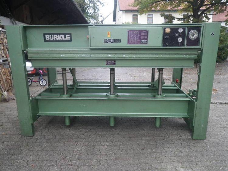 Burkle U80, Veneer Press