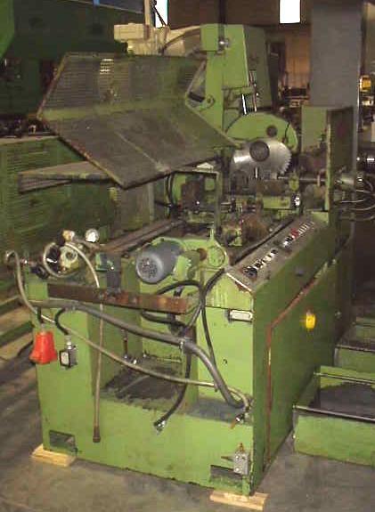 Eisele VAL069 Non-Ferrous Cut-Off Saw Automatic