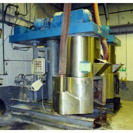 Ross HDM 200 Double Planetary Mixer