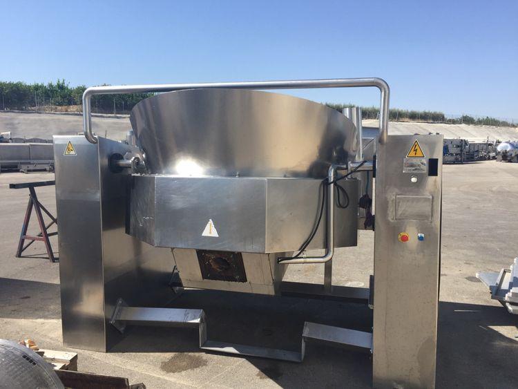 Trainomaq FPT1500 Industrial Fryer