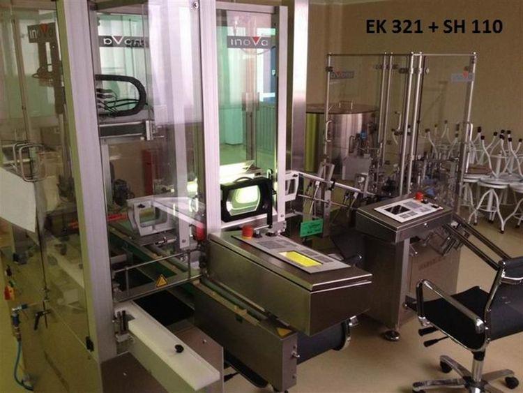 Inova, Optima SH 110/1 - EK 321, Labeling Plant