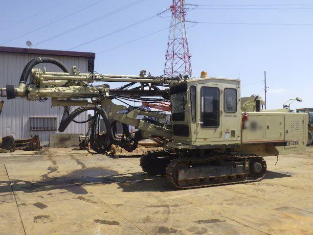 Ingersoll Rand XL635 CRAWLER DRILL