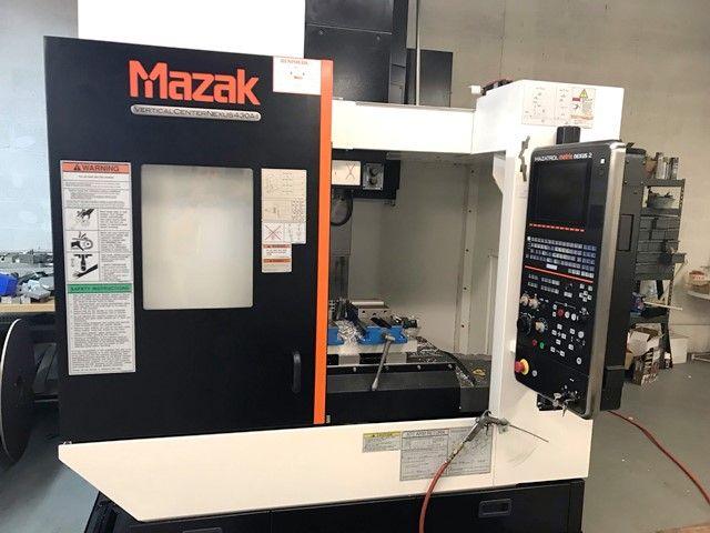 Mazak VCN 430A 3 Axis