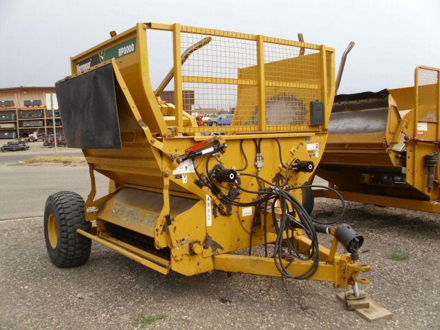 Vermeer BP8000