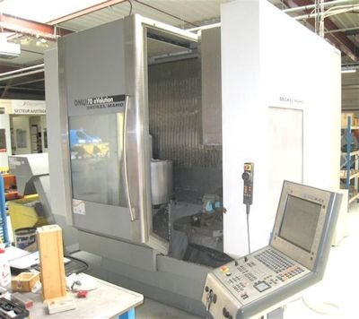 DMG DMU 70 eVolution 5 Axis