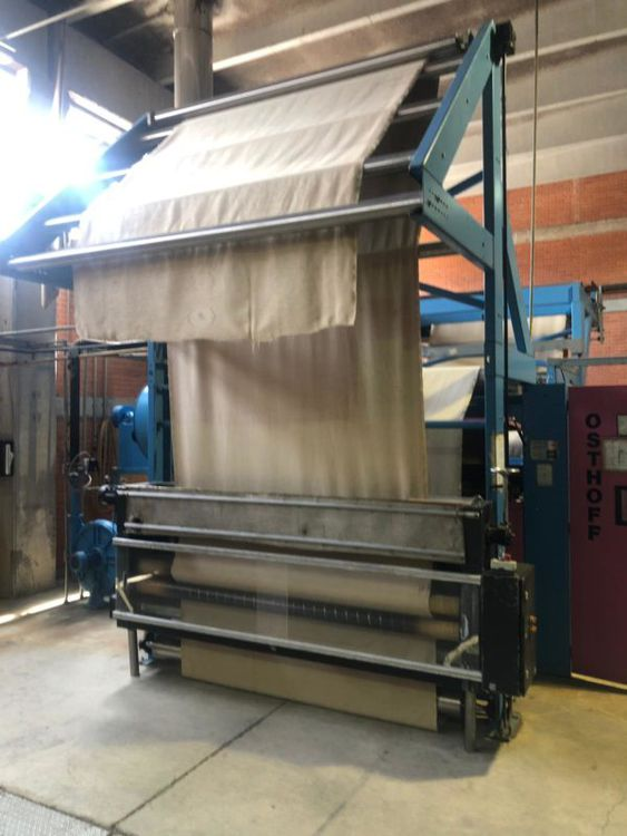 Osthoff VP 99 200 Cm singeing machine