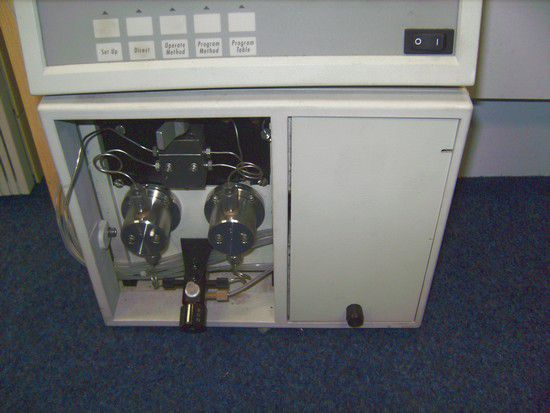 Waters 600 Quaternary pump