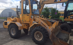 Zettelmayer ZL 801 Wheel Loaders