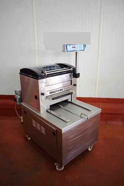 Multivac T200 HEAT SEALING MACHINE