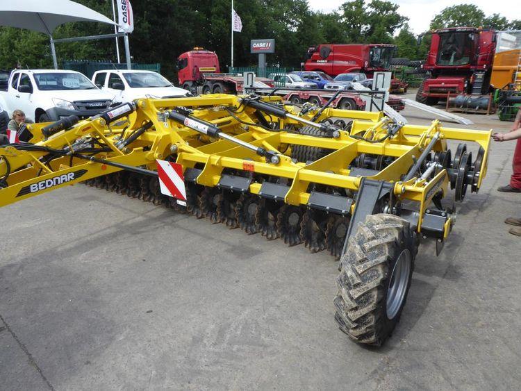 Bednar Swifterdisc 600F Cultivators