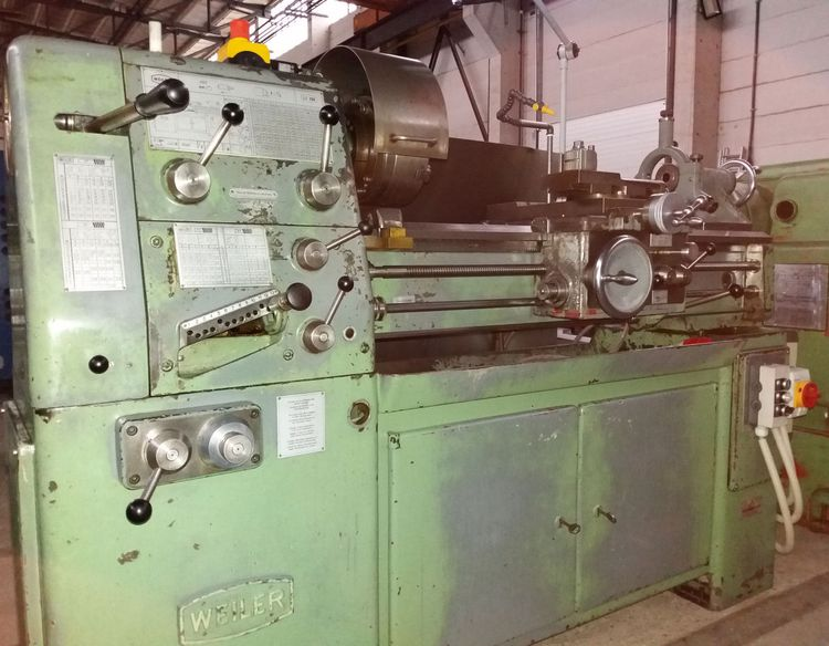 Weiler Engine Lathe 2800 r./min LZ 330