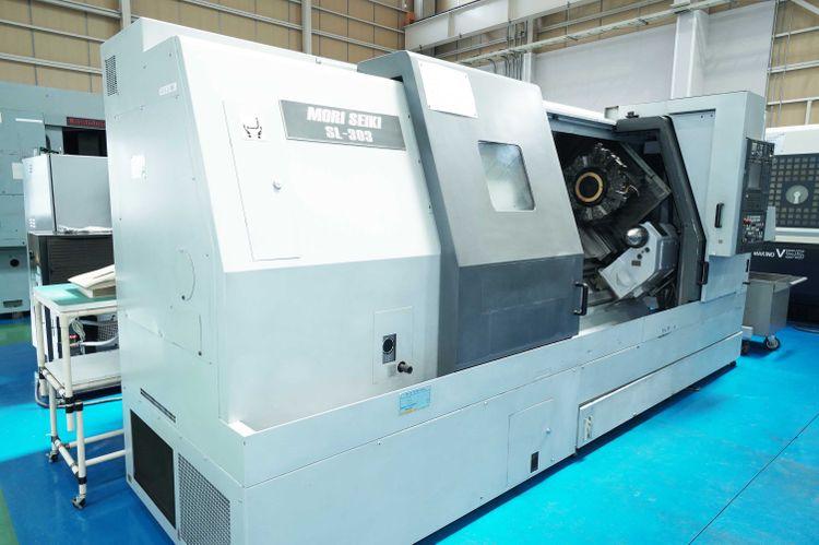 DMG, Mori Seiki MSG-501(F-18iTA) 3500 rpm SL-303A/1500 2 Axis