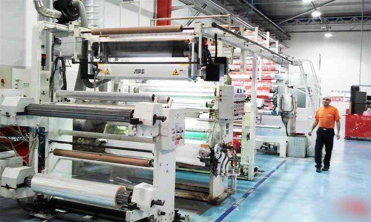 DCM SOLV 1300 Laminator / coating machine SOLVENTLESS