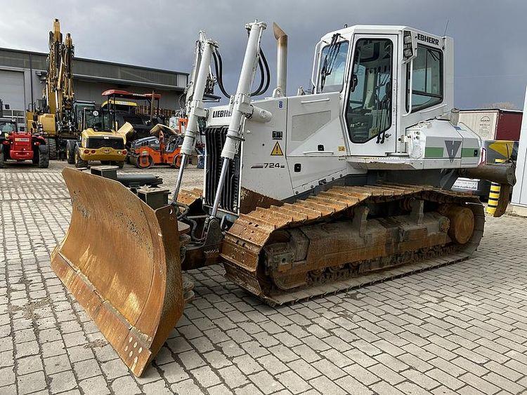 Liebherr PR 724 XL Dozer