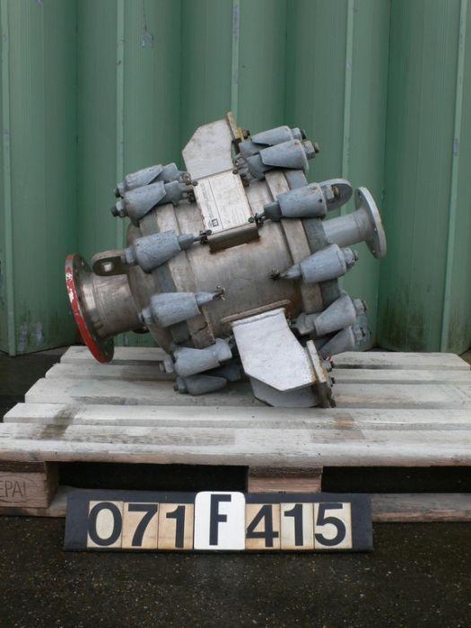 Carl Canzler Spiral heat exchanger Heat exchanger