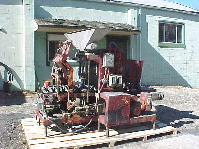 Cherry Burrell 27-2, Cartridge Filling and Closing System