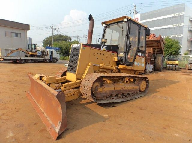 Caterpillar D3C Dozer