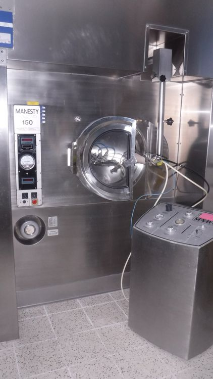 Accela - Cota 150 Coating Equipment