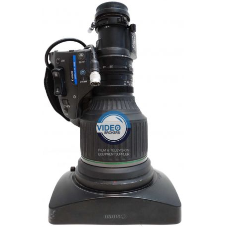 Canon HJ21ex7.5B IRSD ENG-EFP HD video lens