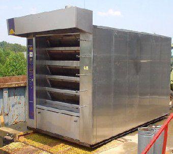 Macadams Condor C12 Deck Ovens