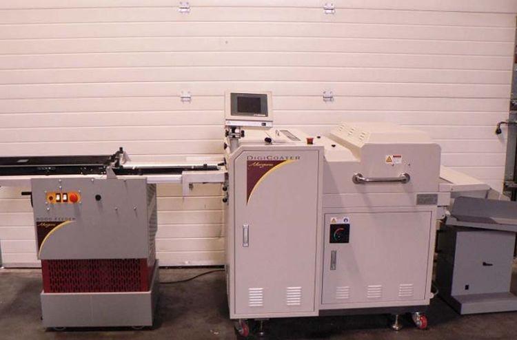 Morgana Digicoater UV 20 HP R2 UV Coating Machine