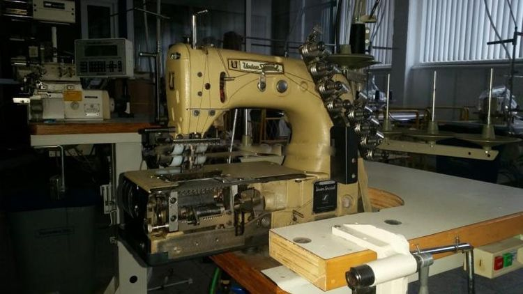 Union special ZL1806405 Feed-of-arm machine