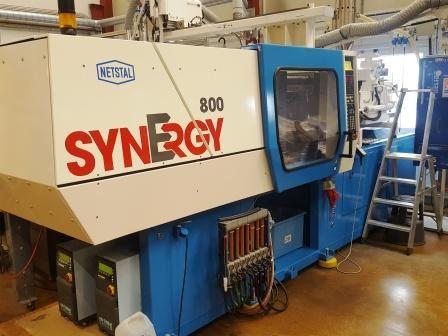 Netstal SYNERGY S800-230 80 T
