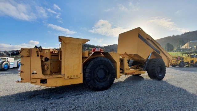 Atlas Copco MT2010 Mine Truck tunneling dumper