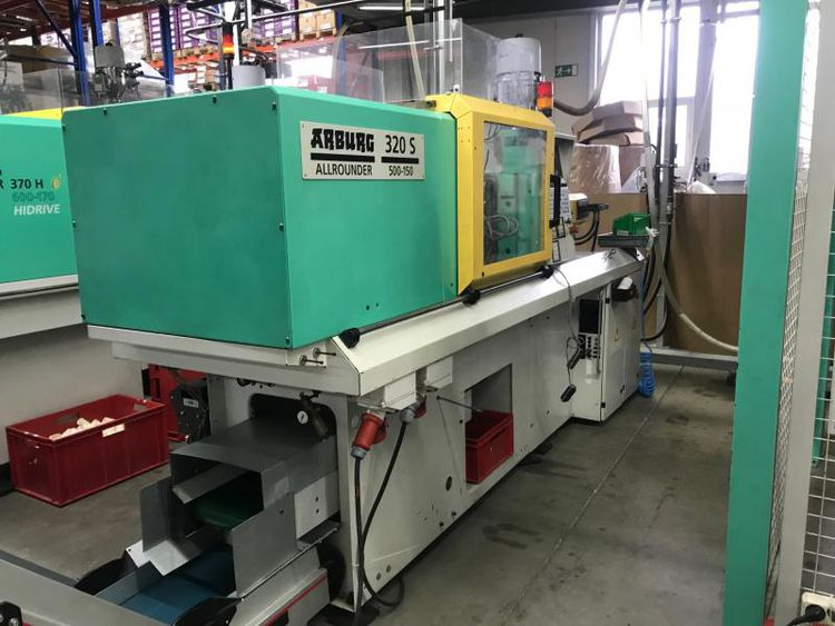 Arburg Injection molding machine 50 T